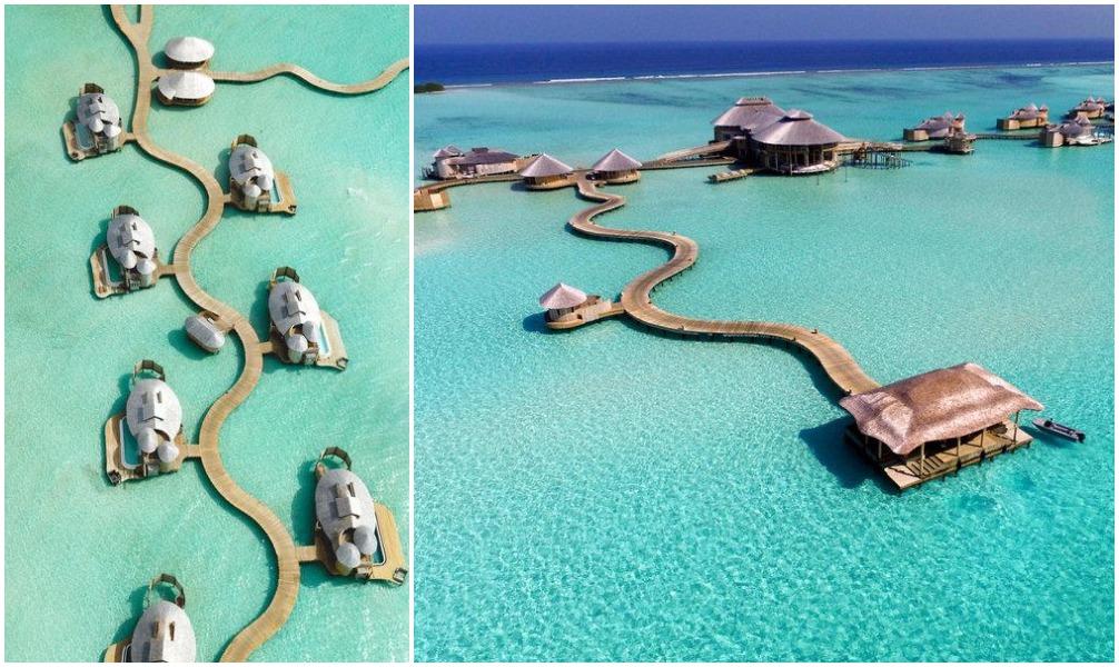 Soneva Jani Resort Malediven