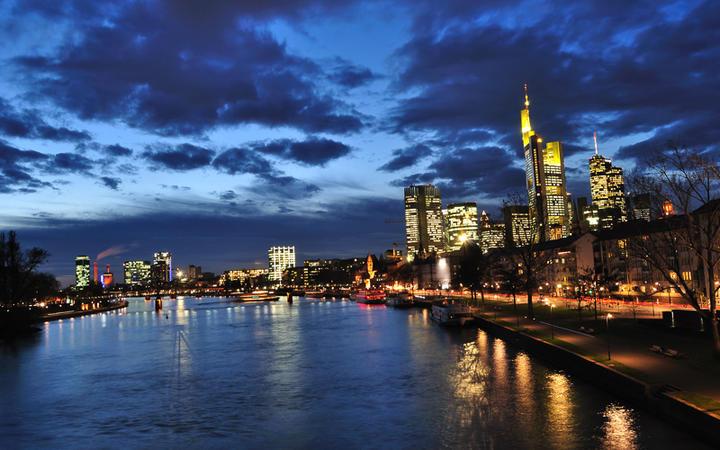 Frankfurt am Main © Scirocco340 / shutterstock.com