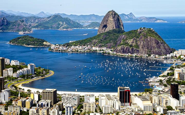 Blick über Rio de Janeiro © Luiz Rocha / shutterstock.com