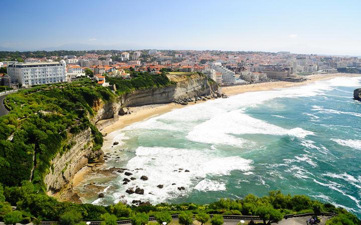 Die Küste von Biarritz © Corentin / Shutterstock.com