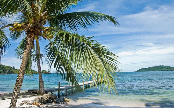 Bocas del Toro, einer der schönsten Strände in Panama © tonisalado / shutterstock.com