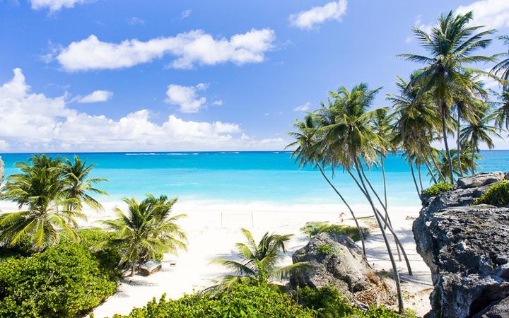 Blick auf die Bottom Bay auf Barbados © PHB.cz (Richard Semik) / Shutterstock.com