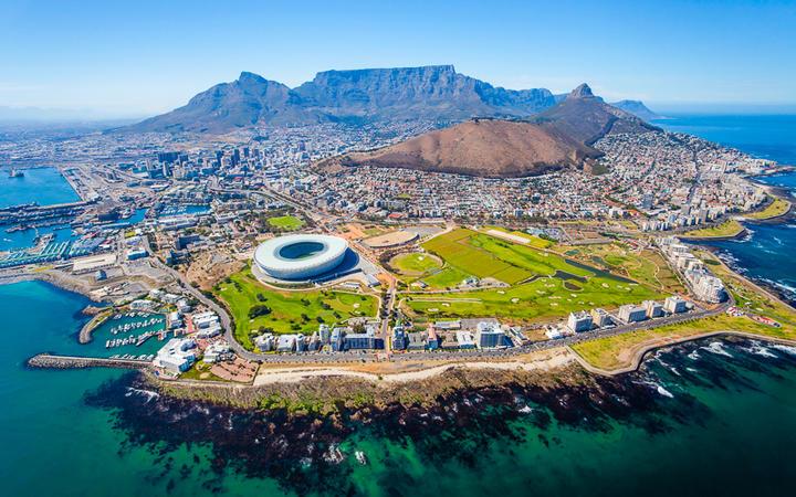Panoramablick auf Kapstadt © michaeljung / Shutterstock.com