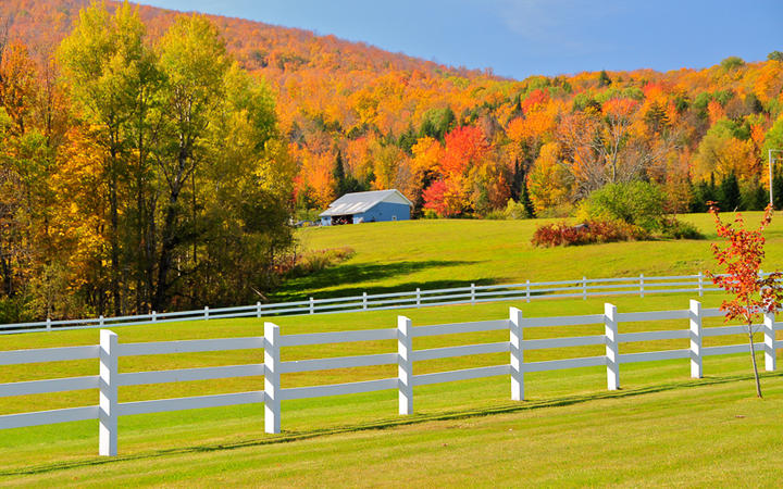 Vermont © Richard Cavalleri / shutterstock.com