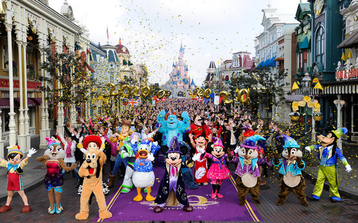 Disneyland Paris ©Disney © Disney