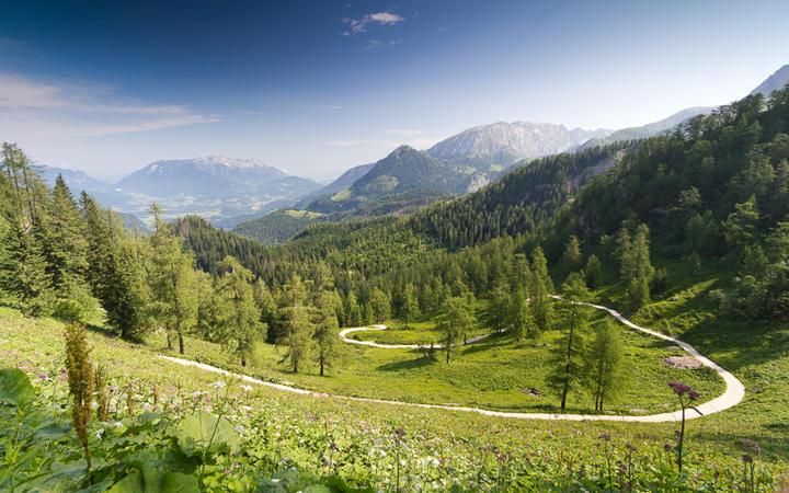 Berchtesgaden Nationalpark © Martin Maun / shutterstock.com