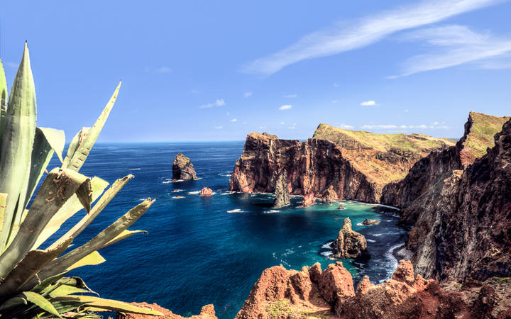 Ponta de Sao Lourenco - die Ostküste von Madeira © Alena Brozova / Shutterstock.com