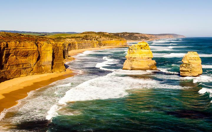 Die zwölf Apostel an der Great Ocean Road © Microstock Man / shutterstock.com